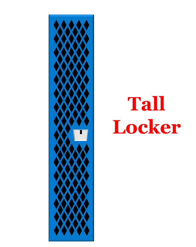 Wide Locker