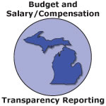 MDE Budget Transparency Icon